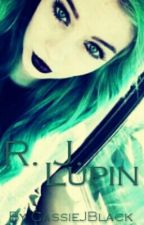 R. J. Lupin.  ➸ Cedric D. // Ron W. by CassieJBlack