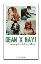 DEAN X HAYI by tinjawarriors