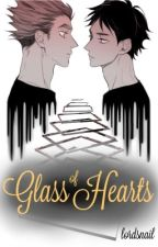 Glass of Hearts {Bokuaka} by lordsnails