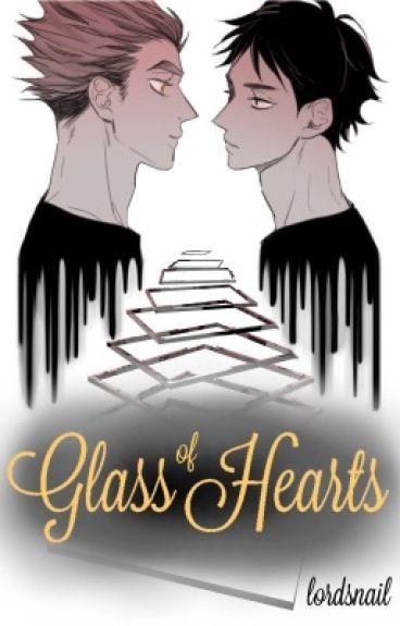 Glass of Hearts {Bokuaka}