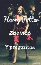 Harry Potter Zodiaco Y Preguntas by Hermioneargent