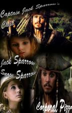 Captain Jack Sparrow's Child by WritingOwnSelf