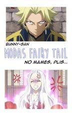 Modas Fairy Tail. [NUEVA VERSIÓN] by God-Serena