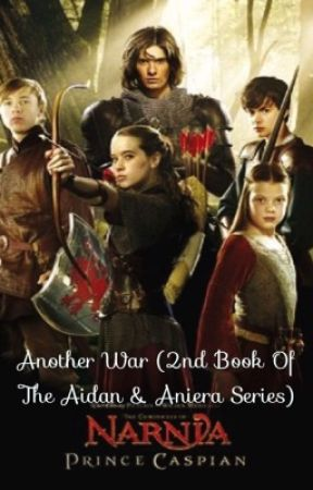 Another War (2nd Book of the Aidan & Aniera Series) UP FOR ADOPTION by stf1834