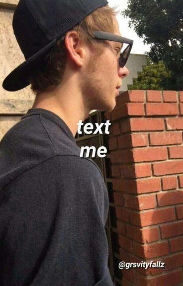 text me 啦 lashton [texting;pt-br]