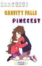 imagenes de gravity falls y pinecest by Reaperxxp