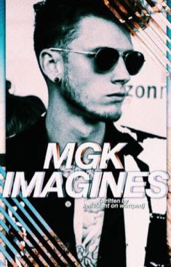 MGK Imagines