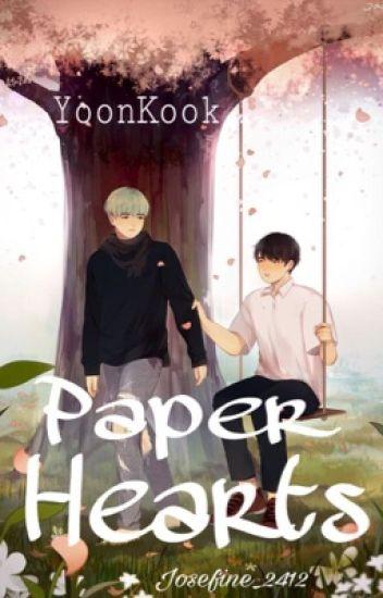Paper-Hearts   (myg x jjk/BTS)