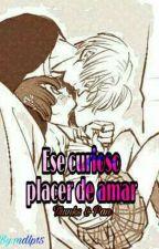 Ese Curioso Placer De Amar. Trunks X Pan (En Proceso) by mdlp15