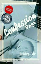 Confession Page [Completed] by debby_sh