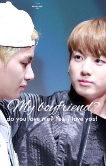 My Boyfriend? ;; kth + jjk
