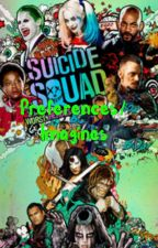 Suicide squad preferences by eliabebe1