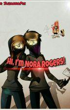 Крипипаста. Привет, я Нора Роджерс! by SuzannaPie