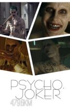 PSYCHO.   by sweetdisasterr