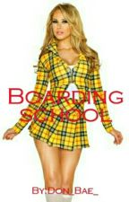 Boarding School (GirlxGirl) COMPLETED  by Don_Bae_