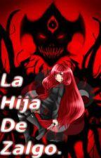 La Hija De Zalgo Jeff x Tu by SolcitoSolHolos