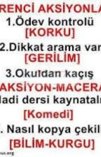 ÖĞRENCİLERİN YAPTIĞI 100 ŞEY by mimo1112zebo