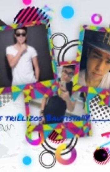 """""""Los trillizos Bautista"""" (Mario Bautista) y ____"""