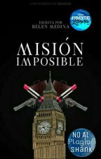 Mision Imposible /Thomas Sangster by Written_Dramatic