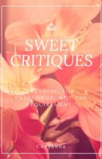 Sweet Critiques by chey1501