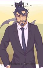""" Well..? "" Hanzo x Reader  by kimchikiwii"