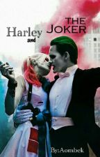 Harley and the Joker by Aombek