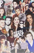 WHATSAPP ||Teen Wolf by BAUCOGIORGIA