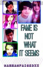 Fame is not always what it seems - an LDshadowlady and SmallishBeans fanfic by Hannahpaigedxx