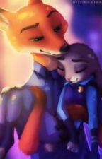 Zootopia: More Than Partners, More Than Friends by LucarioMaster41