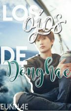 #5.- Los ojos de Donghae - Eunhae by IsMoreno