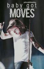 Baby Got Moves // Larry Stylinson [HIATUS] by princekittenlou