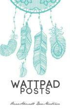 Wattpad Posts by HanaAhmed8