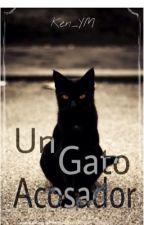 Un gato Acosador  \Grinny Cat/ by Ken_YM