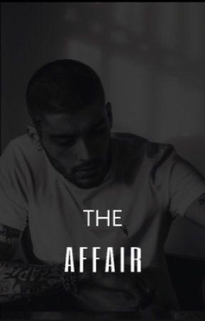 The Affair (Zarry/Zouis) by niazkiam
