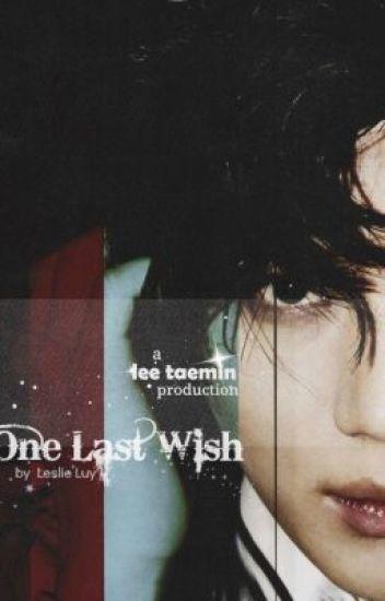 {SHINee} Lee Taemin - One Last Wish