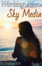 Working At Sky Media {Book 1} || Max X Reader [Complete] by _ShadowBolt_