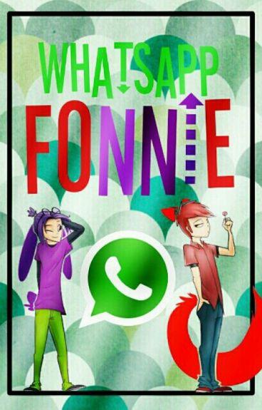 Whatsapp Fonnie;FNAFHS