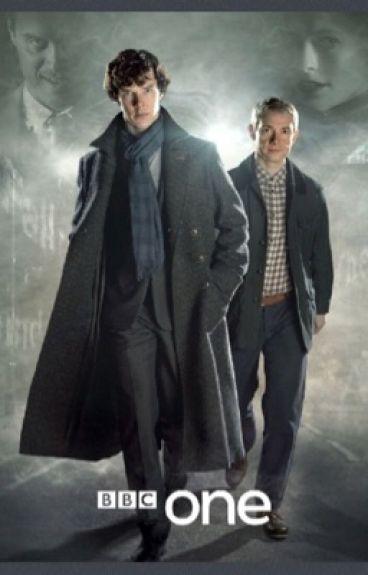 Sherlock x reader