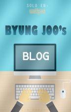 Byung Joo's Blog (HanJoo) by Nuannamy
