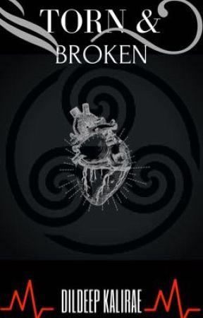 TORN & BROKEN by WriteReadInspire24-7