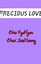Precious Love by AnisaAzulia