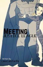 Meeting the Justice League (Cassandra Cain) by CassCainFanfix