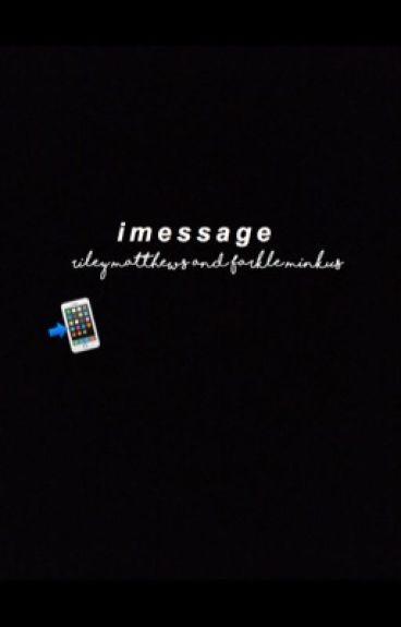iMessage | Riarkle