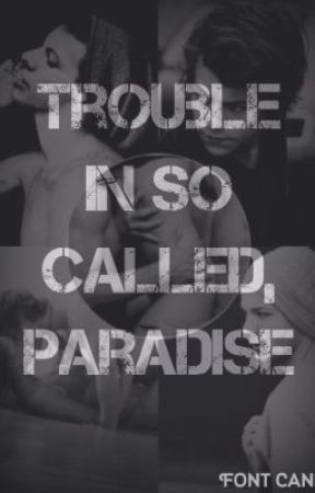 Trouble in so called, paradise (Louis Tomlinson/Harry Styles) by tommoaddiction