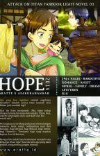 HOPE (2014) [RivaEre Fanbook 03 by Aratte & AsakuraHannah] [SAMPLE] by RaAratte