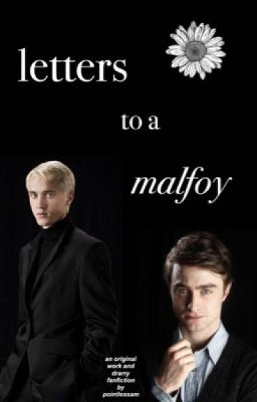 Letters to a Malfoy (Drarry)