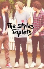 The Styles Triplets [Larry] by NobodyComparesToU