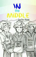 In The Middle | Billdip  by Jacks-Noir