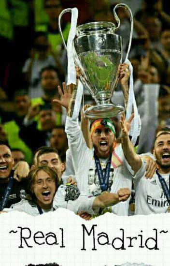 ❤ ~Real Madrid~ ❤(TERMINADA)