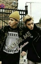 COLOR ME (Taoris / Kristao) by kkmtao